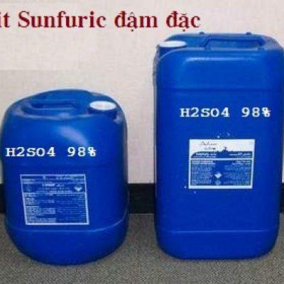Axit Sunfuric đậm đặc