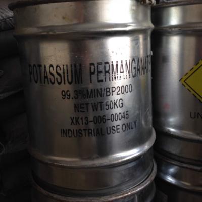 Thuốc tím – Kali permanganat (KMnO4)