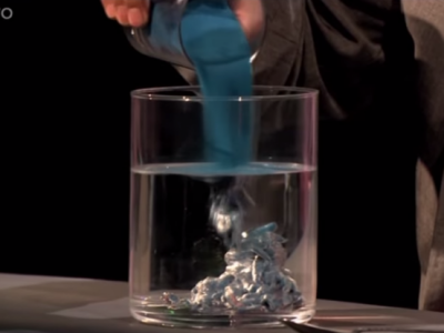 Những thí nghiệm khoa học kỳ lạ đến mức có thể bạn lần đầu tiên chiêm ngưỡng.