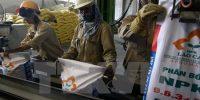 Nguyên liệu sản xuất phân bón