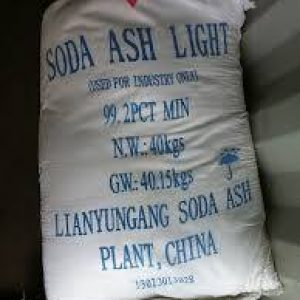 Natri Cacbonat (Na2CO3) – Soda Ash Light