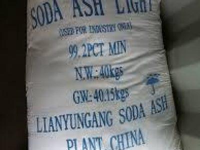 Mua soda ash light- soda nhẹ giá rẻ