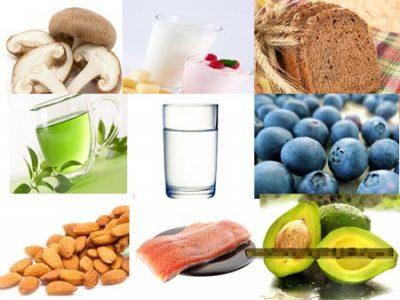 5 loại thực phẩm giúp giảm mỡ bụng
