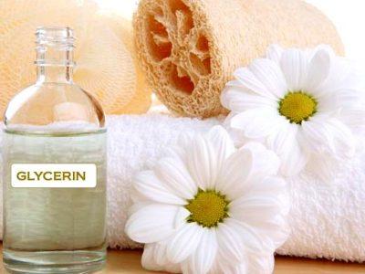 Hóa chất glyxerin- bí mật sau các loại mỹ phẩm dưỡng da cho phụ nữ