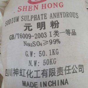 Natri Sulfat (Na2SO4)